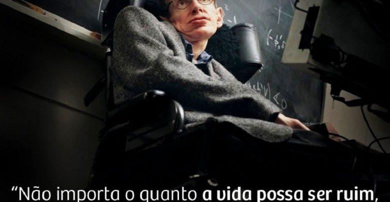 As Melhores Frases De Stephen Hawking Goiás Em Tempo